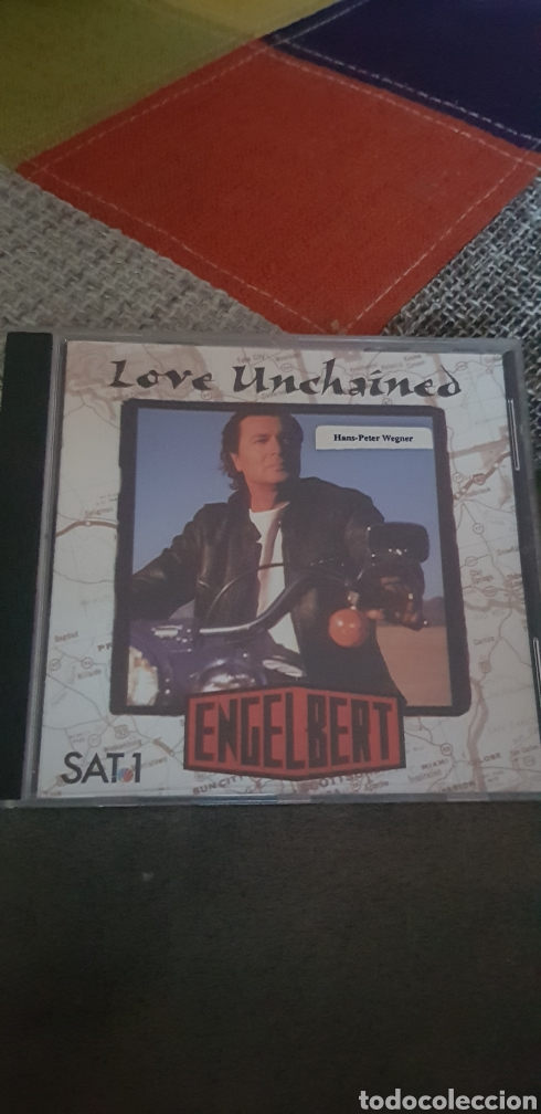 CD ENGELBERT (LOVE UNCHAINED) (Música - CD's Otros Estilos)