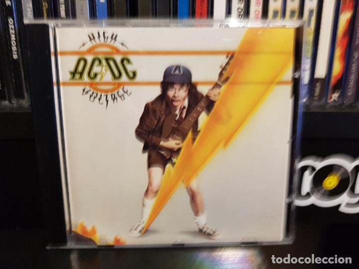 AC/DC - HIGH VOLTAGE (Música - CD's Heavy Metal)