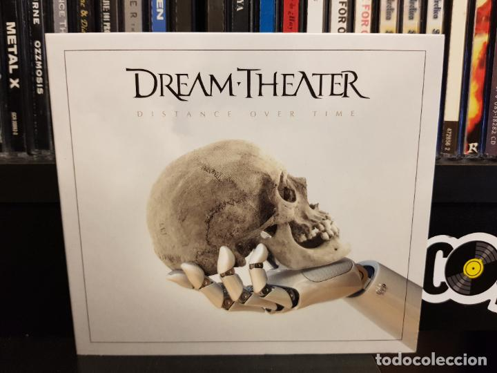 DREAM THEATER - DISTANCE OVER TIME - SPECIAL EDITION (Música - CD's Heavy Metal)