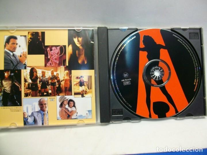 CDs de Música: STRIPTEASE MUSIC FROM ORIGINAL MOTION PICTURE SOUNDTRACK en CD - Foto 2 - 276962833
