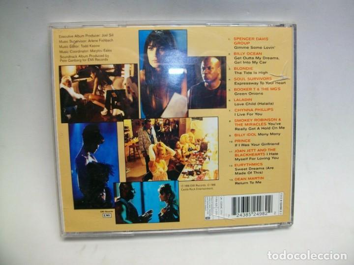 CDs de Música: STRIPTEASE MUSIC FROM ORIGINAL MOTION PICTURE SOUNDTRACK en CD - Foto 3 - 276962833