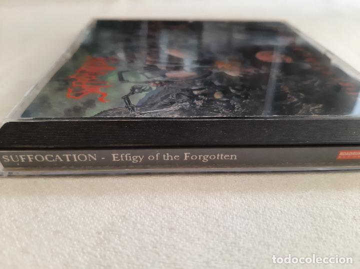 CDs de Música: SUFFOCATION -EFFIGY OF THE FORGOTTEN- (2006) CD - Foto 2 - 276963318