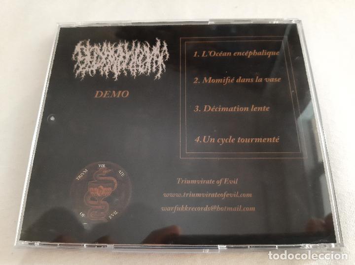 CDs de Música: SEDIMENTUM -DEMO- (2019) CD - Foto 3 - 276963618