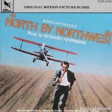 CDs de Música: NORTH BY NORTHWEST / BERNARD HERRMANN CD BSO - VARESE. Lote 276968588