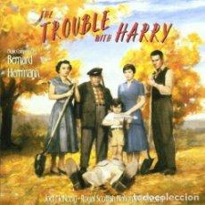 CDs de Música: THE TROUBLE WITH HARRY / BERNARD HERRMANN CD BSO - VARESE. Lote 276969793