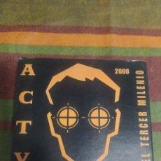 CDs de Música: ACTV EL TERCER MILENIO 2000. Lote 276998578