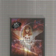 CDs de Música: WITHIN TEMPTATION MOTHER EARTH TOUR. Lote 277004693