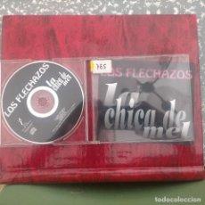 CDs de Música: CD SINGLE PROMO 4 TEMAZOS LOS FLECHAZOS LA CHICA DE MEL. Lote 277016093