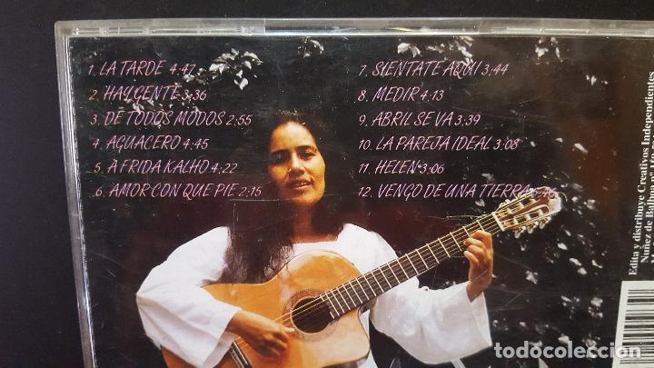 CDs de Música: GUADALUPE URBINA Y LOS CALLEJEROS / DE TODOS MODOS ( CD CRIN 1996) PEPETO - Foto 2 - 277033028