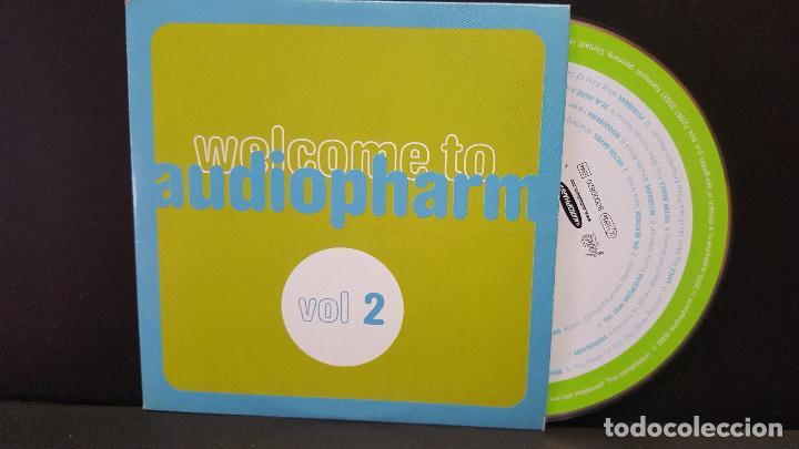 PROMO CD WELCOME AUDIOPHARM VOL 2 13 TEMAS 2005 PEPETO (Música - CD's Pop)
