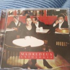 """CDs de Música: CD MADREDEUS """" ANTOLOGÍA """". Lote 277034188"""