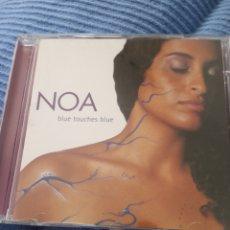 "CDs de Música: CD NOA "" BLUE TOUCHES BLUE "". Lote 277036793"