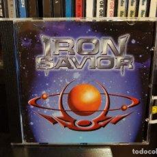 CDs de Musique: IRON SAVIOR - IRON SAVIOR. Lote 277053578