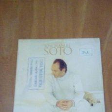 CDs de Música: CD SINGLE JOSE MANUEL SOTO VOLVER A EMPEZAR. Lote 277062073