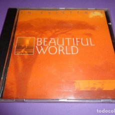 CDs de Música: BEAUTIFUL WORLD / IN EXISTENCE / PHIL SAWYER / WEA RECORDS/ CD. Lote 277067283