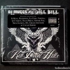 CD di Musica: DJ MUGGS VS III BILL - KILL DEVIL HILLS - CD - 2010 - FAT BEATS (NUEVO / PRECINTADO). Lote 277070208