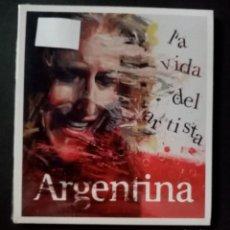 CDs de Música: ARGENTINA - LA VIDA DEL ARTISTA - CD 2017 - LP FLAMENCO (NUEVO / PRECINTADO). Lote 277073608