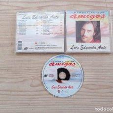 CDs de Música: LUIS EDUARDO AUTE - AMIGOS - GRANDES EXITOS CD. Lote 277077768