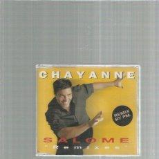 CDs de Música: CHAYANNE SALOME REMIXES. Lote 277078523