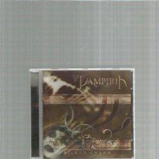CDs de Música: VAMPIRIA WICKED CHARM. Lote 277078968
