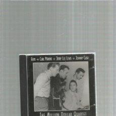 CDs de Música: MILLION DOLLAR QUARTET + REGALO SORPRESA. Lote 277079338