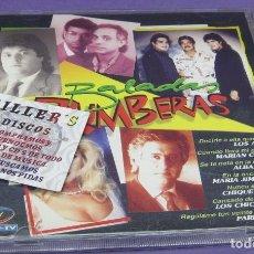 CDs de Música: BALADAS RUMBERAS - 2X CD. Lote 277079363