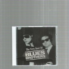 CDs de Música: BLUES BROTHERS VERY BEST. Lote 277080143