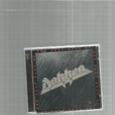 CDs de Música: DOKKEN VERY BEST. Lote 277080368