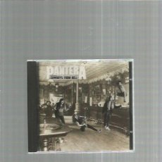 CDs de Música: PANTERA COWBOYS FROM HELL. Lote 277080803