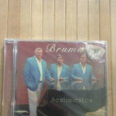 CDs de Música: BRUMAS SENTIMIENTOS CD - PRECINTADO -. Lote 277086138