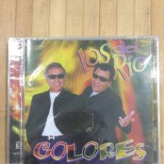 CDs de Música: LOS DEL RIO COLORES CD - PRECINTADO -. Lote 277087078
