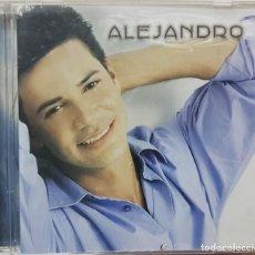 CDs de Música: ALEJANDRO - BIG MOON RECORDS - TROPICAL - SALSA - 2002. Lote 277087208