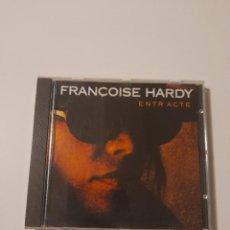 CDs de Música: FRANCOISE HARDY. ENTR'ACTE. Lote 277089853