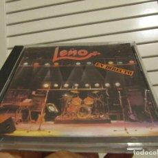 CDs de Música: LEÑO EN DIRECTO CD 1991. Lote 277096238