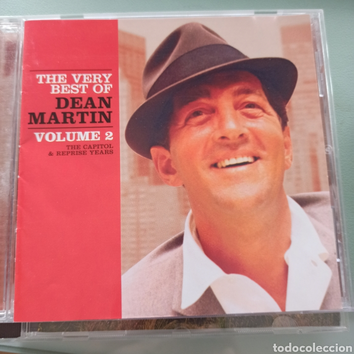 THE VERY BEST OF DEAN MARTIN - THE CAPITOL & REPRISE YEARS VOLUME 2 (EMI, EUROPE, 2000) (Música - CD's Melódica )
