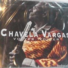CDs de Música: CHAVELA VARGAS - VOLVER VOLVER (PRECINTADO). Lote 277110023
