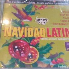 CDs de Música: NAVIDAD LATINA - 20 VILLANCOS (PRECINTADO). Lote 277110098