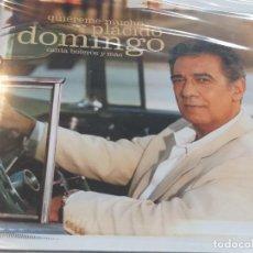 CDs de Música: PLACIDO DOMINGO - CANTA BOEROS Y MÁS (PRECINTADO). Lote 277110123