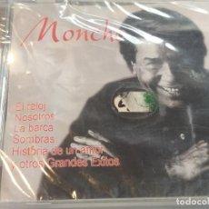 CDs de Música: MONCHO - GRANDES ÉXITOS (PRECINTADO). Lote 277110153