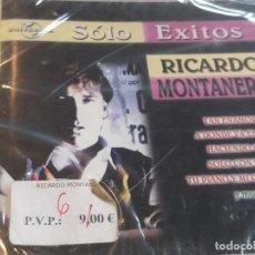 CDs de Música: RICARDO MONTANER II -9 TEMAS (PRECINTADO). Lote 277110183