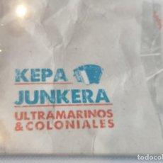 CDs de Música: KEPA JUNKERA - ULTRAMINOS Y COLONIALES (PRECINTADO). Lote 277110313