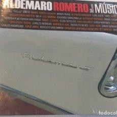 CDs de Música: ALDEMARO ROMERO Y SU MÚSICA - 2CDS (PRECINTADO). Lote 277110363