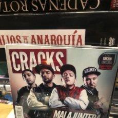 CDs de Música: CRACKS EDICIÓN LIMITADA MALA JUNTERA ZATU HAZHE. Lote 277127038