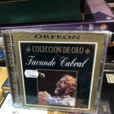 CDs de Música: COLECCION DE ORO FACUNDO CABRAL ORFEON. Lote 277129223