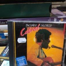 CDs de Música: FACUNDO CABRAL SECRETO. Lote 277129303