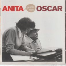 CDs de Música: ANITA O'DAY – ANITA SINGS FOR OSCAR SELLO: LONE HILL JAZZ – LHJ10320. Lote 277130318