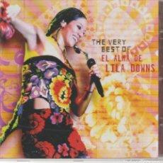 CDs de Música: LILA DOWNS – THE VERY BEST OF EL ALMA DE LILA DOWNS SELLO: EMI – 50999 964932 29, CD. Lote 277130968