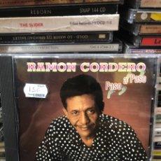CDs de Música: RAMÓN CORDERO PASO A PASO. Lote 277135033