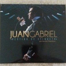 CDs de Música: JUAN GABRIEL - VESTIDO DE ETIQUETA. Lote 277135213