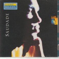 CDs de Música: CORES DO BRASIL 0.05 SAUDADE SELLO: NASCENTE – NSCD 005. Lote 277136788
